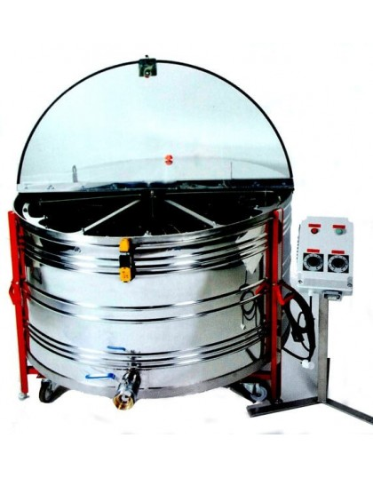 Stainless steel smoker
