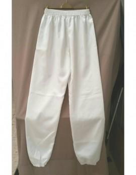Pantalon blanco...