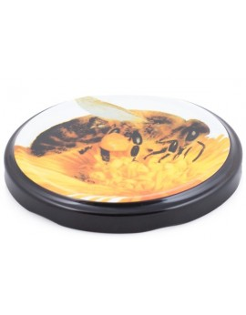 Tapa dibujo abeja 1kg