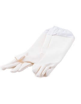 Long skay gloves